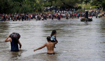 Caravana migrante: muere otro niño bajo custodia norteamericana