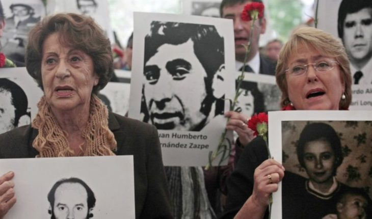 Chile revoca libertad a torturador de padre de Bachelet