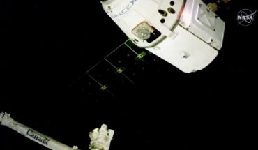 Christmas gifts from the Earth, a delivery to the space station