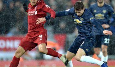 Clásico inglés: Liverpool derrota al Manchester United y acentúa su crisis