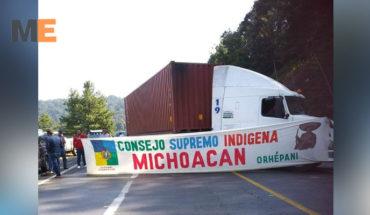 Comunicado del Consejo Supremo Indígena de Michoacán
