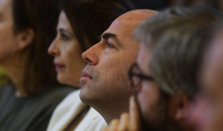 """Contralor Bermúdez descarta renuncia: """"La persona que me reemplaza no puede estar vinculada al mayor fraude de la historia"""""""
