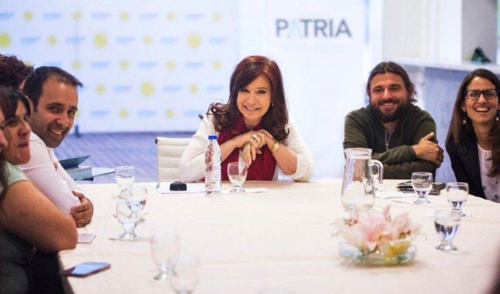 "Cristina Kirchner: ""Nos merecemos una Argentina mejor"""
