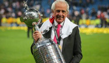 """D'Onofrio: """"Ganamos la Copa Libertadores más importante de la historia"""""""