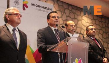 "Despite the ""super delegates"", Silvano Aureoles present controversy by encroachment of competences"