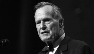 Dies former President of USA George H.W. Bush