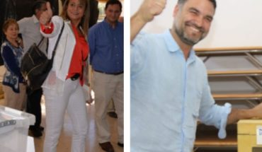 Elecciones en la UDI: Van Rysselberghe y Macaya votan confiados en obtener el triunfo