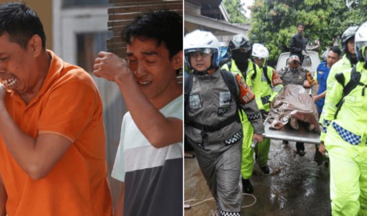Elevan a 281 los muertos y a 1016 los heridos por el tsunami