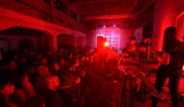 Encuentro de flamenco experimental en Centro Experimental Perrera Arte