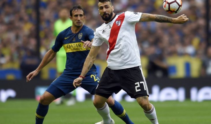 """""""End of the story: River and Boca will play the final of the liberators in Madrid"""