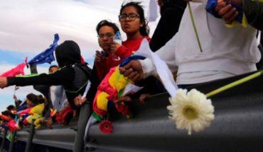 Entre lágrimas, padres mexicanos se reúnen con sus hijos en E.U