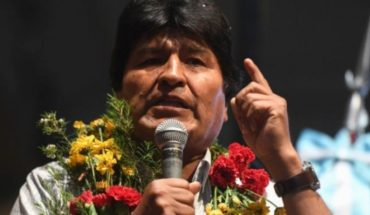 Evo Morales: enables it the Electoral Court of Bolivia as a presidential candidate after having lost the referendum on re-election