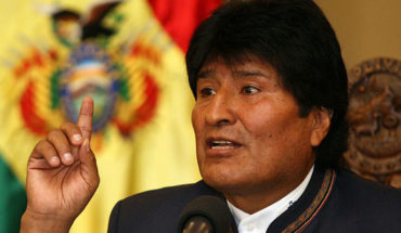 Evo Morales wants to re-election despite having lost the query to be candidate