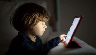 Exposure to screens could affect the brain of children