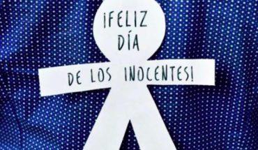 Feliz Día de los Inocentes