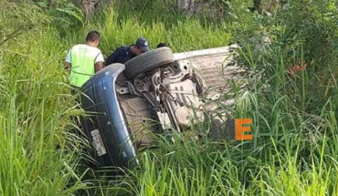 Five students injured by accident, in Zihuatanejo