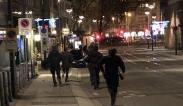 Four dead left shooting in Strasbourg
