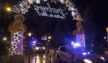 France arrests 5, search for suspect in attack Strasbourg
