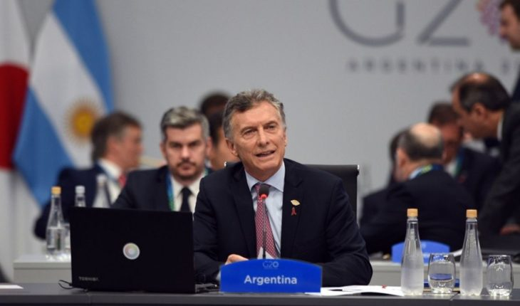 G20: what Mauricio Macri said at the close of the plenary sessions?
