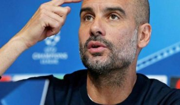 Guardiola shows its support Raheem Sterling, victim of racist insults