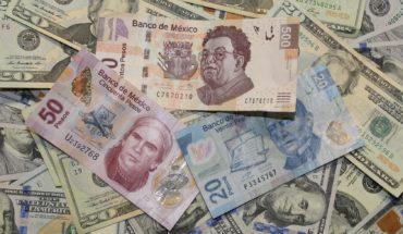Hacienda prevé crecimiento de hasta 2.5% y dólar a 20 pesos en 2019
