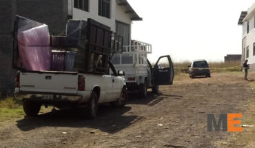 In Morelia, assailants kill member of family furniture
