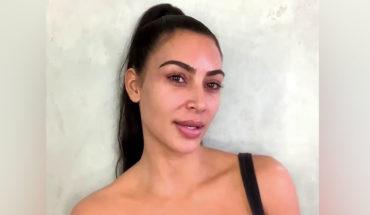 Kim Kardashian pide ayuda a sus fans, dice que la psoriasis se ha apoderado de su cuerpo y admite que el maquillaje no lo puede cubrir