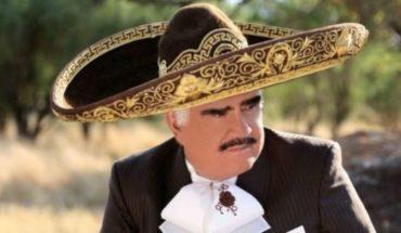 La sorprendente apariencia física de Vicente Fernández hoy en día