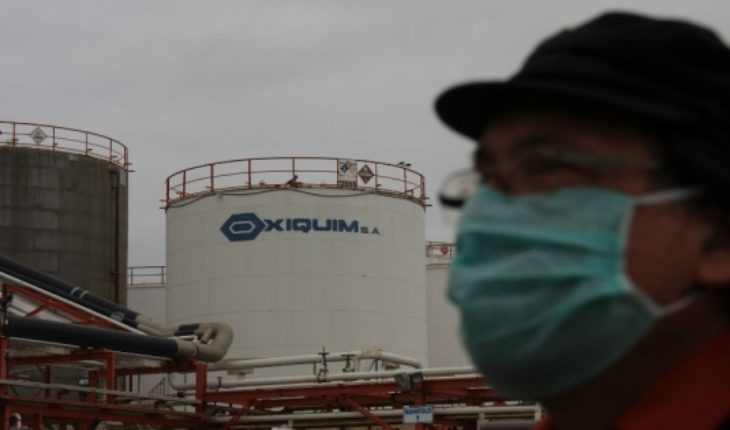 Llegaron los tiempos mejores para Oxiquim: aprueban concesión para nuevo puerto de la compañía en Quintero