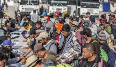 México bate récord de solicitudes de asilo, pero recortan presupuesto para Refugiados