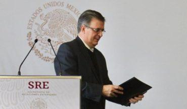 México y EU invertirán 35 mmdd en frontera sur y Centroamérica