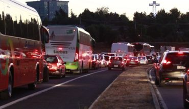 Mall comes to an average of less than 10 km/hour trip for congestion