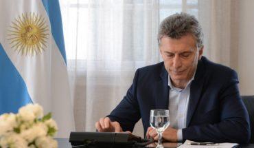 "Mauricio Macri: ""macroeconomic stability has cost us"""