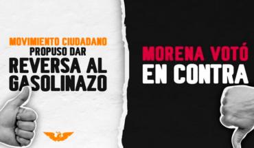 Morena rechaza dar reversa al gasolinazo; están sordos a la exigencia de los ciudadanos: Manuel Antúnez