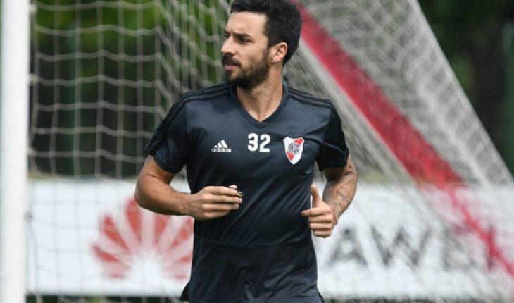 Nacho Scocco recibió el alta y jugará el Mundial de Clubes