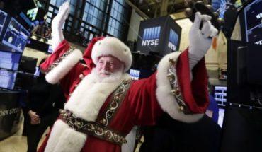No fue una Navidad feliz en Wall Street: la Bolsa de Nueva York vivió la peor Nochebuena de su historia