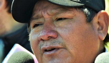 Padre de Catrillanca endurece el tono y condiciona posible diálogo a la desmilitarización