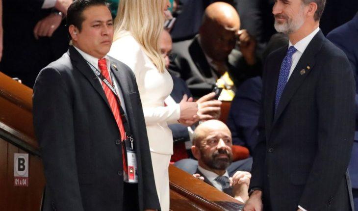 Philip VI, Maduro and Ivanka, protagonists instead of Government