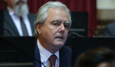 Pinedo confirmó que el Senador acusado de abuso renunciará a sus fueros