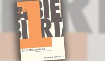 "Presentation of the book ""controversies. Foundations, developments, critical""of Eugenio Tironi in GAM Centre"