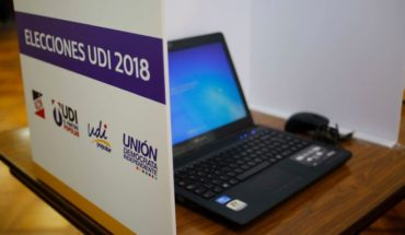 President of the UDI will present legal actions by ruling computer in elections