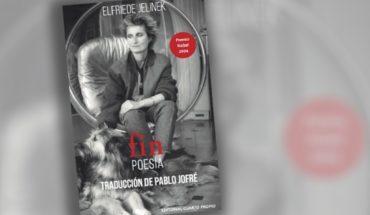 Publican la primera antología poética en castellano de la Premio Nobel Elfriede Jelinek