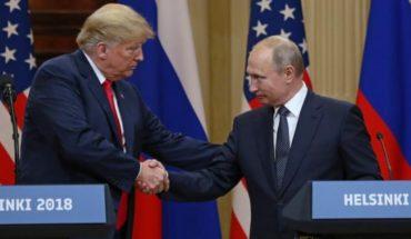 """Putin a Trump: """"Rusia está abierta al diálogo con EE.UU."""""""