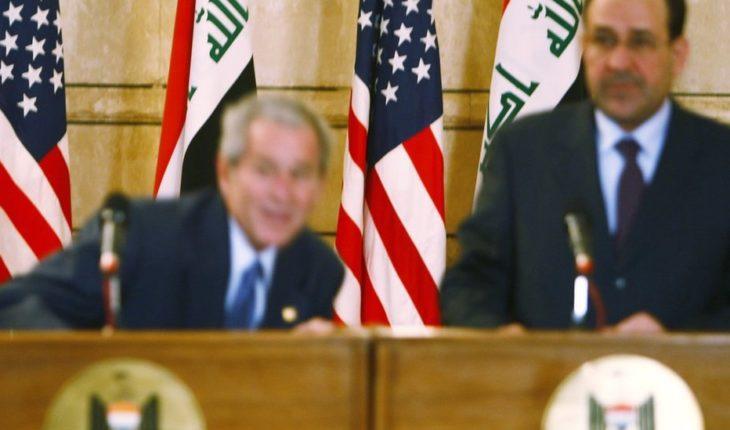 Qué pasó con el hombre que lanzó sus zapatos contra Bush