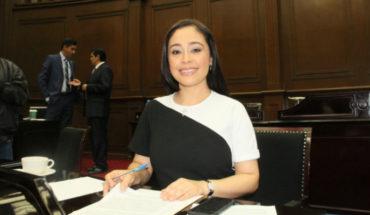 Quienes ejercen la patria potestad deben cumplir con sus obligaciones: Miriam Tinoco