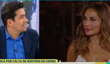 """Rafael Araneda and speculations by Carolina de Moras in the Telethon: """"That has me rotten"""""""