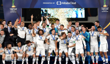 Real Madrid se corona como el máximo campeón del mundial de clubes