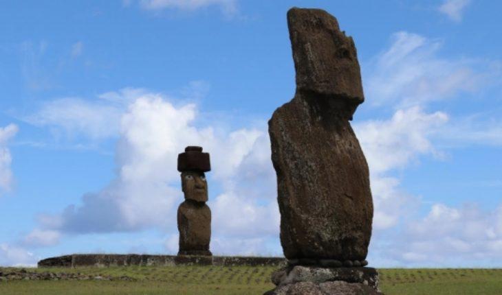 Realizarán Primer Catastro Oficial de Moai