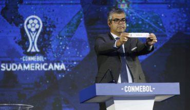 Revisa a los rivales de los equipos chilenos en la Copa Libertadores y Sudamericana