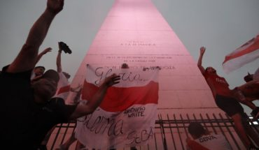 River-mouth: Vibrating Hinchas, suffer and enjoy in Buenos Aires